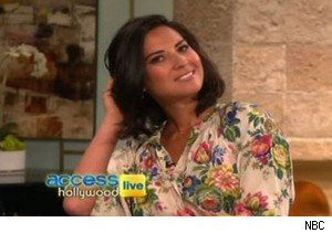 Olivia Munn on 'Access Hollywood Live'