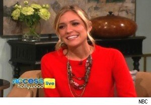 Kristin Cavallari on 'Dancing With the Stars' on 'Access Hollywood Live'