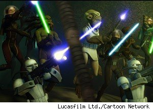 Star Wars Clone Wars Season 4
