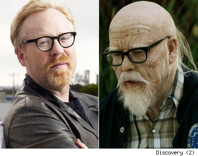 Adam Savage, 42 / Adam Savage, 1000