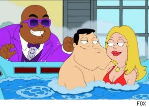 American Dad Hot Water