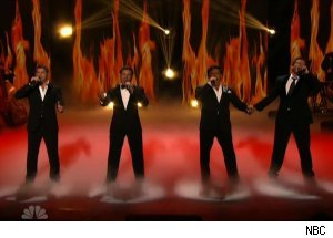 Il Divo on 'AGT'