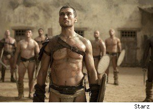 'Spartacus' Star Andy Whitfield Has Died at 39