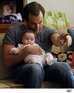 Will Arnett & his TV baby, 'Up All Night'