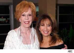 Carol Burnett, All My Children