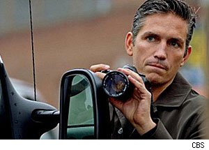 Jim Caviezel, 'Person of Interest'