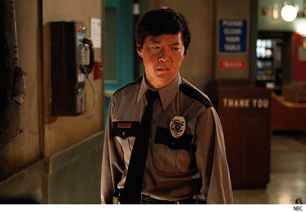 EXCLUSIVE First Look: Meet Security Guard Chang on 'Community'