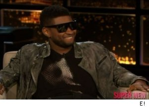 Usher, 'Chelsea Lately'