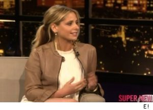 Sarah Michelle Gellar, 'Chelsea Lately'
