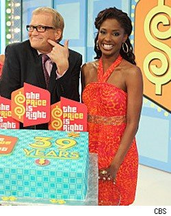 Lanisha Cole, Price is Right