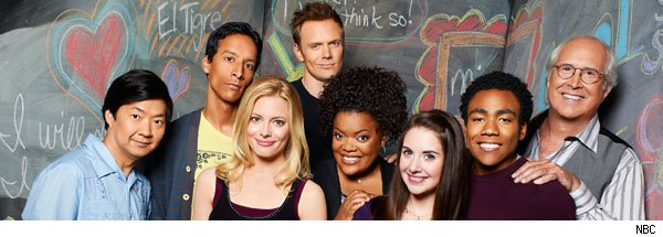 'Community' cast
