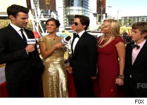 Rob Lowe, 'Countdown to the Emmys'