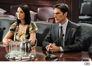 Criminal Minds Season 7 Thomas Gibson