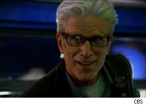 Ted Danson, 'CSI' season premiere