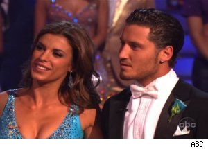 Elisabetta Canalis &amp; Valentin Chmerkovskiy, 'Dancing With the Stars' elimination