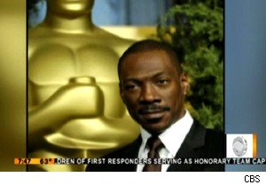 'The Early Show' reports on Eddie Murphy hosting the Oscars