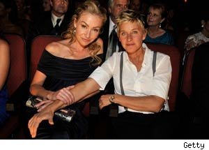 Ellen DeGeneres and Portia de Rossi Comedy Pilot Picked Up By NBC