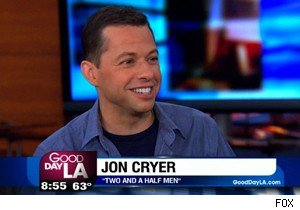 Jon Cryer compares Charlie Sheen and Ashton Kutcher on 'Good Day LA'