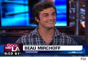 Beau Mirchoff of 'Awkward' on 'Good Day LA' 