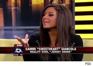 Sammi Giancola of 'Jersey Shore' on 'Good Day New York'