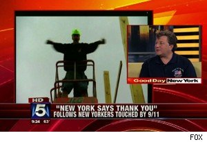 Jeff Parness of the New York Says Thank You Foundation on 'Good Day New York'