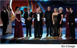'Gosford Park' Emmy winners