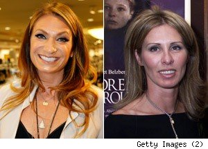 Heather Thomson, Carole Radziwill Real Housewives of New York City