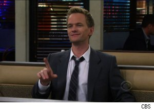 'How I Met Your Mother' - 'The Naked Truth'