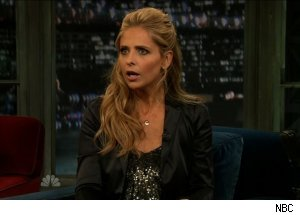 Sarah Michelle Gellar, 'Late Night with Jimmy Fallon'