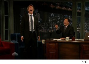 Dana Carvey, 'Late Night with Jimmy Fallon'