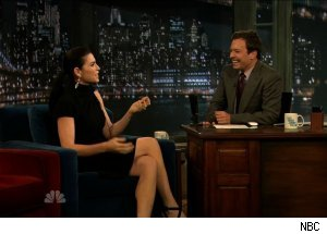 Julianna Margulies jimmy fallon
