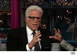 Ted Danson, 'Late Show with David Letterman'