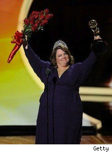 Melissa McCarthy wins at the Emmys