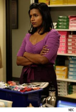 Mindy Kaling Gets 'Office' Promotion to Executive Producer