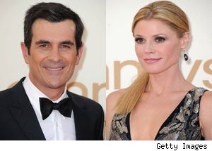 Ty Burell, Julie Bowen