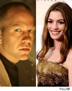 Ryan Murphy, Anne Hathaway Glee