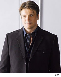 Nathan Fillion, 'Castle'