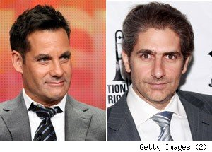 Adrian Pasdar, Michael Imperioli