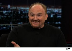 Louis C.K., 'Real Time with Bill Maher'