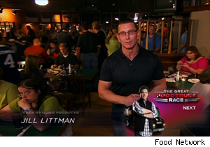 Robert Irvine remodels Scirmmages Mexican sports bar on 'Restaurant: Impossible'