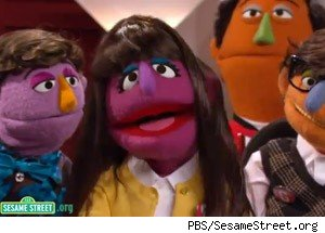 Sesame Street Glee