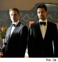 Devon Sawa and Shane West