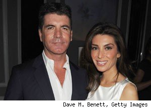 Simon Cowell, Mezhgan Hussainy