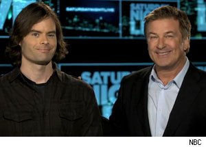 Bill Hader, Alec Baldwin