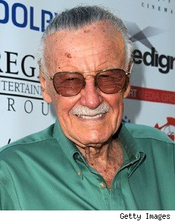 Stan Lee Guest Stars on Chuck