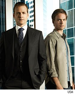 Gabriel Macht & Patrick J. Adams, 'Suits'