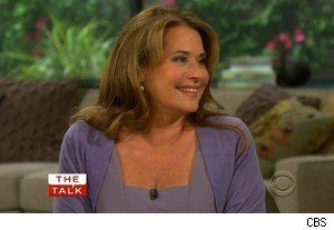 Lorraine Bracco of 'Rizzoli &amp; Isles' on ''The Talk'