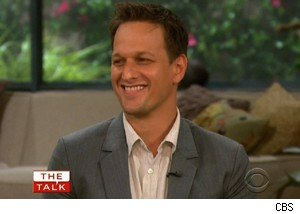 Josh Charles of 'The Good Wife' on 'The Talk'
