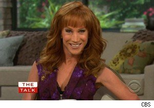 Kathy Griffin on 'The Talk'