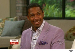 Nick Cannon on 'The Talk'